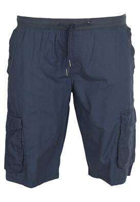 Pantaloni scurti Kiabi Justin Dark Blue