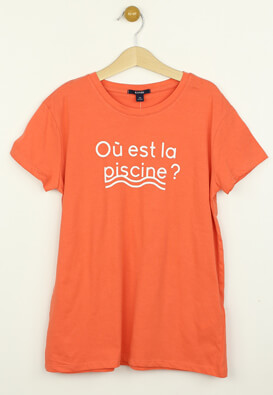 Tricou Kiabi Inna Orange
