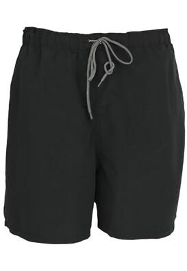 Pantaloni scurti de baie Kiabi Andres Black