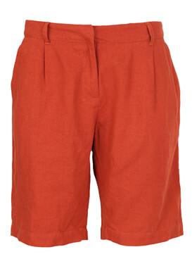 Pantaloni scurti Kiabi Georgia Dark Red