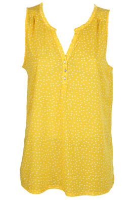 Tricou Kiabi Danielle Yellow