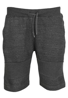 Pantaloni scurti Hopenlife Huddy Dark Grey