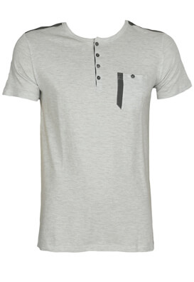 Tricou Kiabi Paul Light Grey