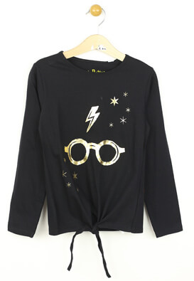 Bluza Kiabi Potter Black