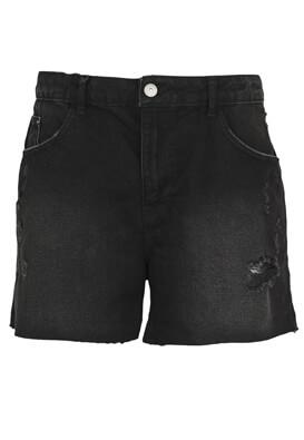 Pantaloni scurti Kiabi Irene Black