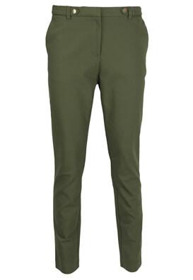 Pantaloni Kiabi Jane Dark Green