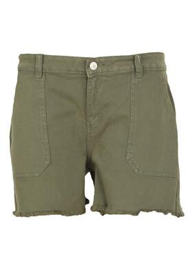 Pantaloni scurti Kiabi Fiona Dark Green