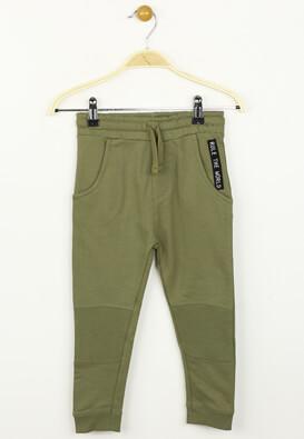 Pantaloni Minoti Nick Dark Green