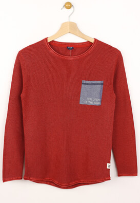 Bluza Kiabi Julien Red