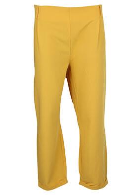 Pantaloni Kiabi Yvette Yellow