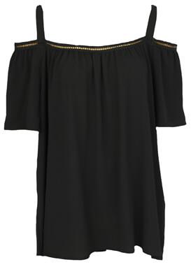 Tricou Kiabi Keira Black
