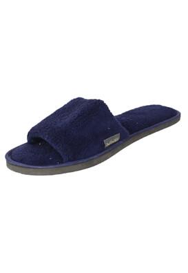 Papuci de casa Infinitif Vanessa Dark Blue