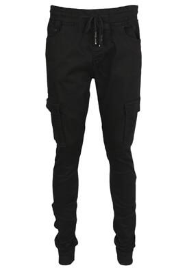 Pantaloni Terance Kole Trey Black