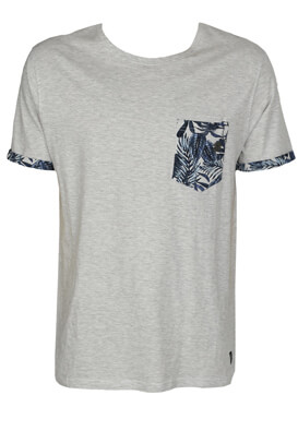 Tricou Kiabi Eric Light Grey