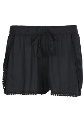 Pantaloni scurti Emonite Gina Black