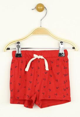Pantaloni scurti Kiabi Lionel Red