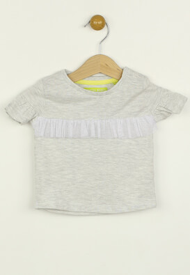Tricou Lemon Beret Laura Light Grey
