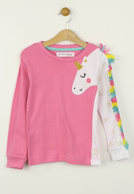 Bluza Minoti Unicorn Colors
