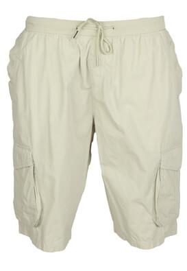 Pantaloni scurti Kiabi Elias Light Grey
