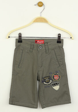 Pantaloni Aeropilote Tom Dark Green