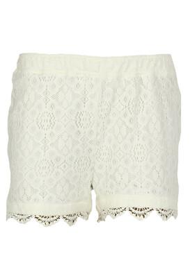 Pantaloni scurti Emonite Enya White