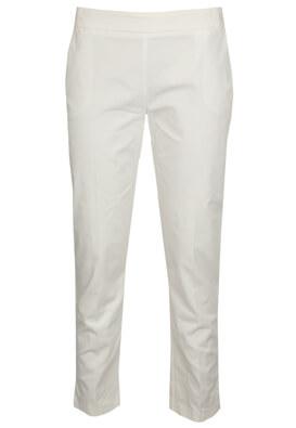 Pantaloni Orsay Sabine White