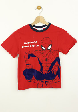Tricou Marvel Spiderman Red