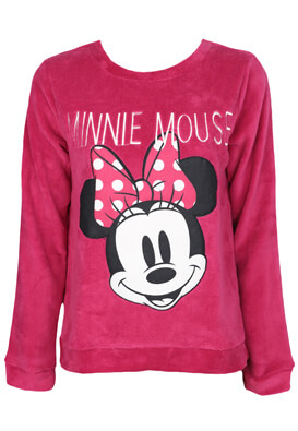 Pijama Disney Minnie Dark Pink