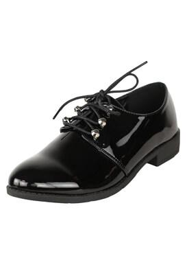 Pantofi Catisa Taya Black