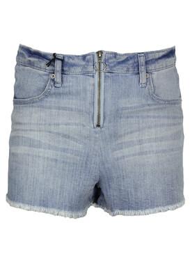 Pantaloni scurti Jennyfer Sonia Light Blue