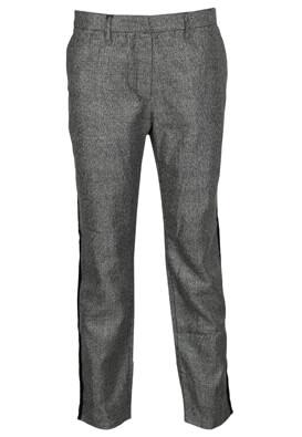 Pantaloni Jennyfer Zoe Dark Grey