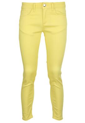 Pantaloni Orsay Susan Yellow