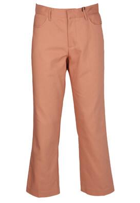 Pantaloni Stradivarius Eva Light Pink