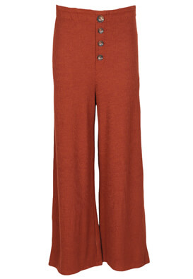 Pantaloni Stradivarius Wendy Brown