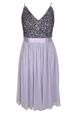 Rochie Orsay Georgia Light Purple