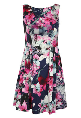 Rochie Orsay Flowers Colors