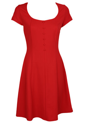 Rochie Orsay Jill Red