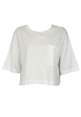 Tricou ZARA Basic White