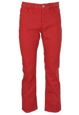 Pantaloni Stradivarius Lilly Dark Red