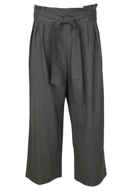 Pantaloni ZARA Lelia Dark Grey