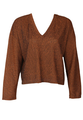 Bluza ZARA Nastasia Brown