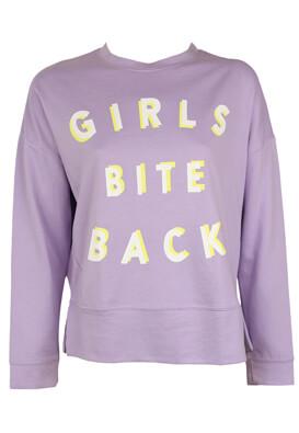 Bluza Lefties Roxanne Light Purple