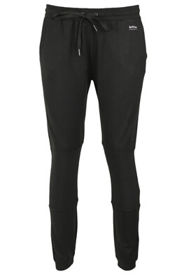 Pantaloni sport Lefties Taya Black