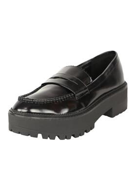 Pantofi Bershka Julia Black