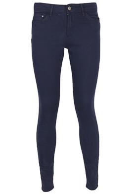 Pantaloni Bershka Gina Dark Blue