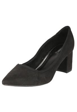 Pantofi Bershka Nikky Black