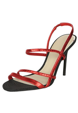 Sandale ZARA Whitney Red