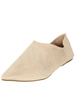 Pantofi Lovit Irene Light Beige