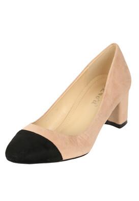 Pantofi Lovit Tasha Light Pink