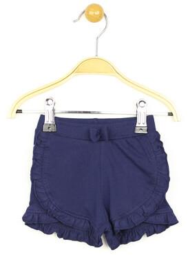 Pantaloni scurti Kiabi Bianca Dark Blue